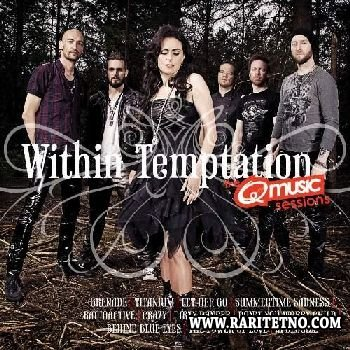 WITHIN TEMPTATION - The Q Music Sessions 2013