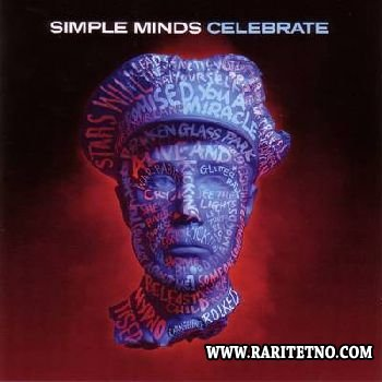 SIMPLE MINDS - Celebrate. The Greatest Hits 3 CD 2013