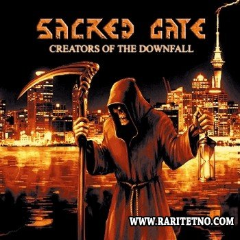 Sacred Gate - Creators Of The Downfall (EP) 2011