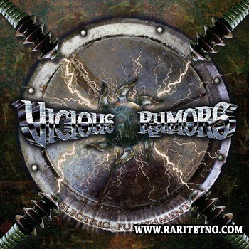 Vicious Rumors - Electric Punishment 2013 (Lossles + Mp3)