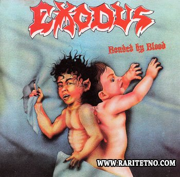 Exodus - Bonded By Blood 1985