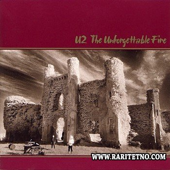 U2 - The Unforgettable Fire (Remaster Deluxe Edition) (2 CD) 1984 (2009)