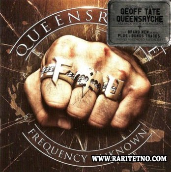 Geoff Tate & Queensryche -  Frequency Unknown 2013 (Lossless)