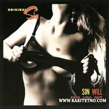 Original Sin - Sin Will Find You Out 1986 (Lossless)