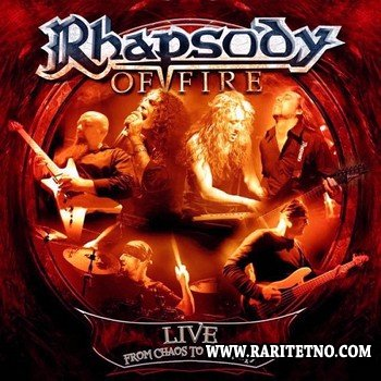 Rhapsody Of Fire - Live: From Chaos To Eternity (2 CD) 2013