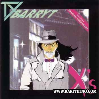 TX. Barryt - X's 1993 (Lossless + MP3)