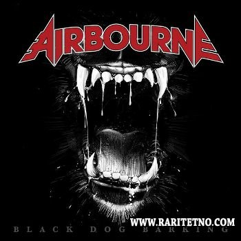 Airbourne - Black Dog Barking 2013