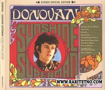 Donovan - Sunshine Superman 1966 (Lossless+MP3)