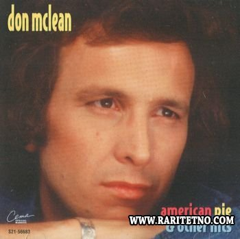 Don McLean - American Pie And Other Hits 1994 (Lossless+MP3)