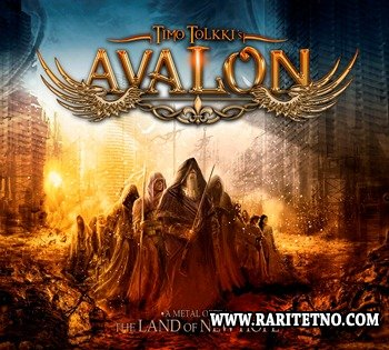 Timo Tolkki's Avalon - The Land of New Hope 2013