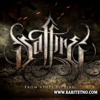 Saffire - From Ashes To Fire 2013