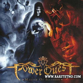 Power Quest - Master Of Illusion 2008
