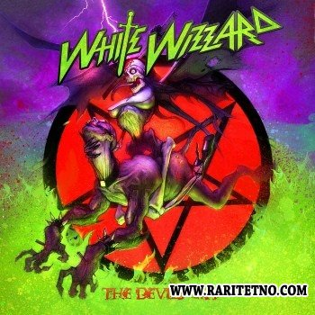 White Wizzard - The Devil's Cut 2013