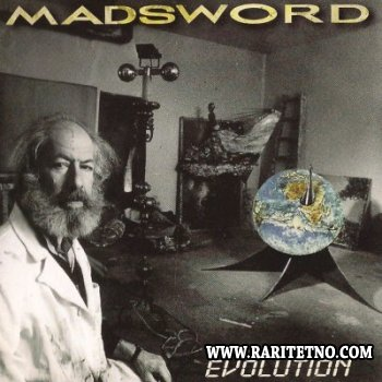 Madsword - Evolution (EP) 1996 (Lossless+MP3)