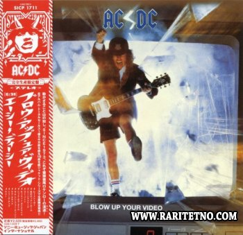 AC/DC - Blow Up Your Video 1988 (Lossless)