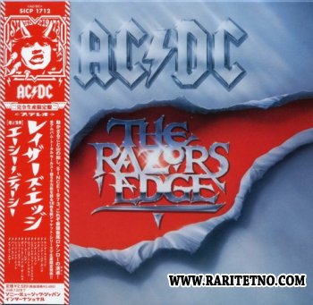 AC/DC - The Razors Edge 1990 (Lossless)