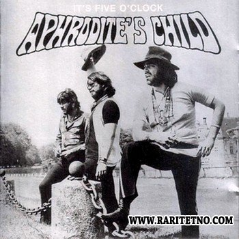 Aphrodite's Child -  It's Five O'Clock 1969