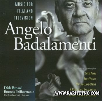 Angelo Badalamenti - Music For Film And Television 2010 (Lossless+MP3)