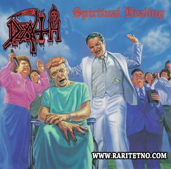 Death - Spiritual Healing 1990 (Lossless + MP3)