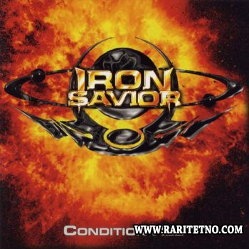 Iron Savior - Condition Red 2002