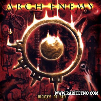 Arch Enemy - Wages Of Sin 2001
