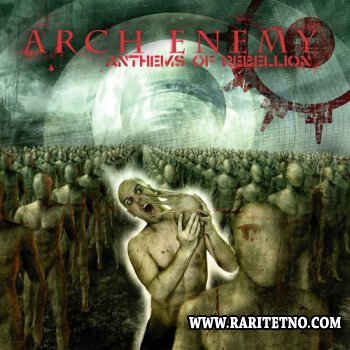 Arch Enemy - Anthems Of Rebellion 2003