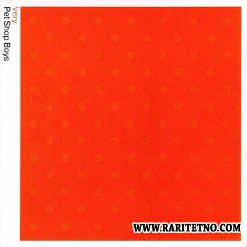 Pet Shop Boys - Very Further Listening (2 CD) 1992-1994 (2001)