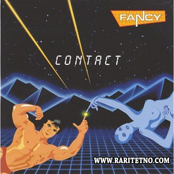 Fancy - Contact (25th Anniversary Box) 1986 (2010)