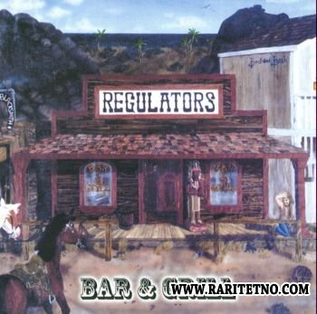 The Regulators - Bar & Grill 1998 (Lossless+MP3)