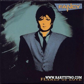 Fancy - Flames Of Love (25th Anniversary Box) 1988 (2010)