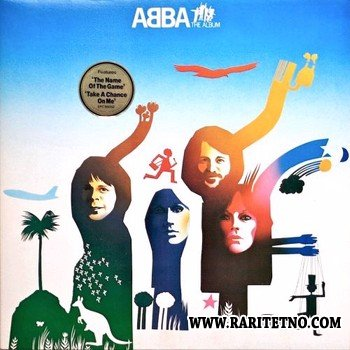 ABBA - The Album  1977