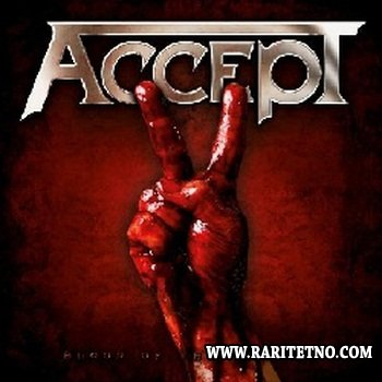 Accept - Blood Of The Nations (Ltd.Ed.) 2010 (Lossless + MP3)