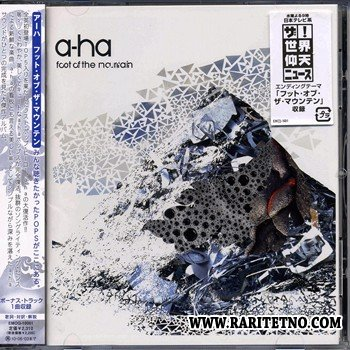 A-HA - Foot Of The Mountain (2 CD)  [Japanese Edition] 2009