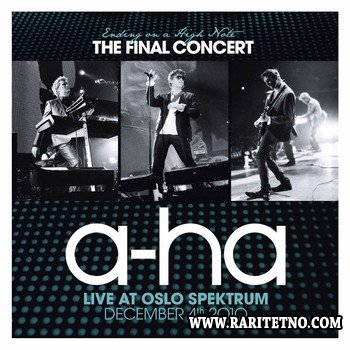 A-HA - Ending On A High Note (2 CD) 2010