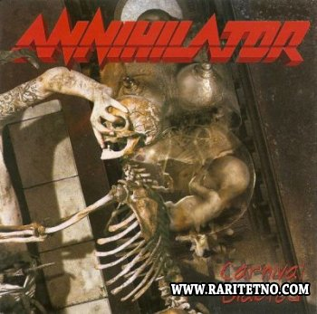 Annihilator - Carnival Diablos 2001 (LOSSLESS)