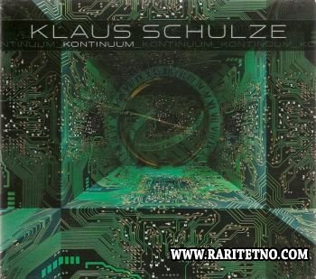 Klaus Schulze - Kontinuum 2007 (LOSSLESS)