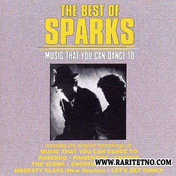 Sparks - Music That You Can Dance To 1986 (1990)