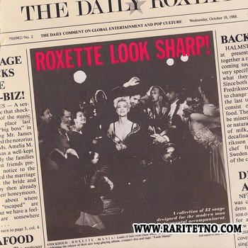 Roxette - Look Sharp! 1988 (2009)