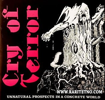 Cry Of Terror - Unnatural Prospects In A Concrete World 1991 (LOSSLESS)
