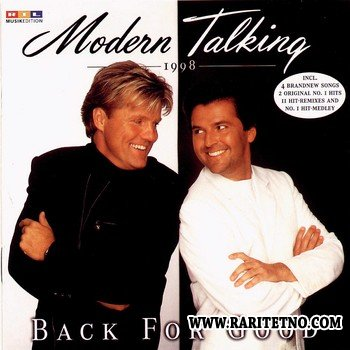 Modern Talking - Back For Good 1998