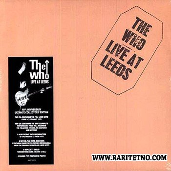 The Who - Live at Leeds -  40th Anniversary Edition (Tommy) (1970) 2010