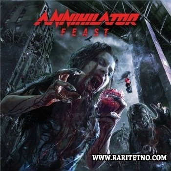 Annihilator - Feast (Limited Edition 2CD) 2013