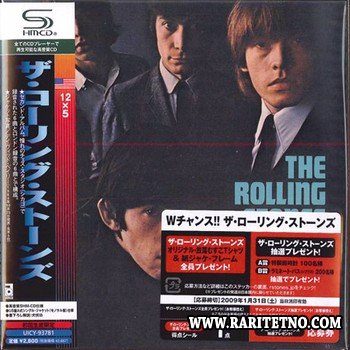 The Rolling Stones - 12 x 5 1964