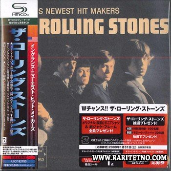 The Rolling Stones - England's Newest Hit Makers1964