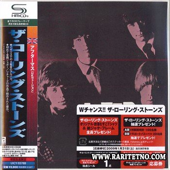 The Rolling Stones - Aftermath 1966