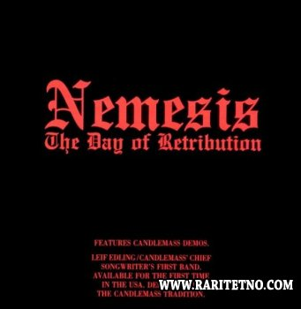 Nemesis - Day of Retribution 1982 (LOSSLESS)