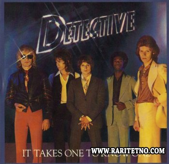 Detective - It Takes One to Know One 1977