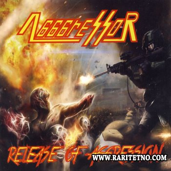 Agggressor - Release Of Aggression 2013 (LOSSLESS)