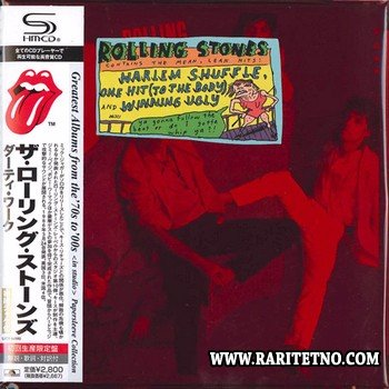 The Rolling Stones - Dirty Work 1986