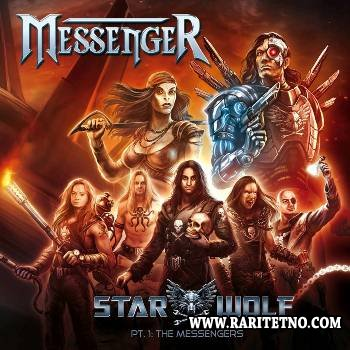Messenger - Starwolf - Pt. 1: The Messengers (Digipak Edition) 2013